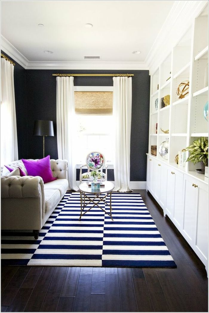 ▷ 1001 + Wohnzimmer Ideen Für Kleine Räume Zum Entlehnen |  Einrichtungsideen | Pinterest | Kleine Räume Einrichten, Raum Einrichten  Und Weiße Vorhänge