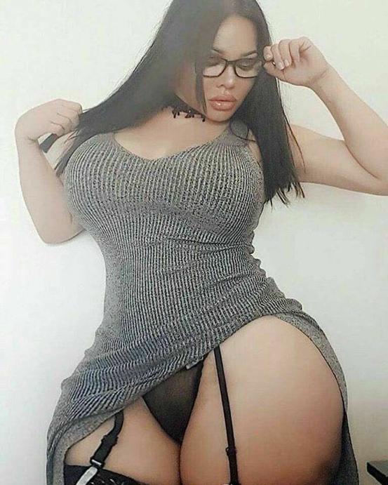 Big girls being sexy