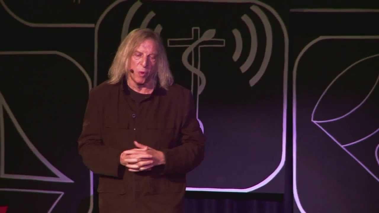 Breaking through the creative process: Norman Seeff at TEDxBermuda 2012, via YouTube.