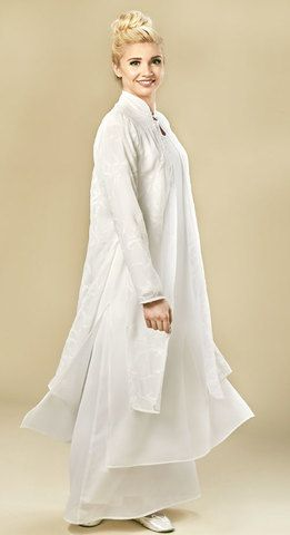 20 Stunning Temple Dresses Any LDS Woman Would Love to Wear