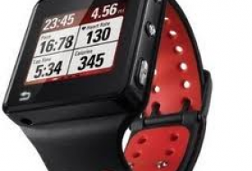 #MOTOACTV 8GB GPS Sports Watch - watch tracks your running, walking and cycling data such as time, distance, speed, calories burned and...