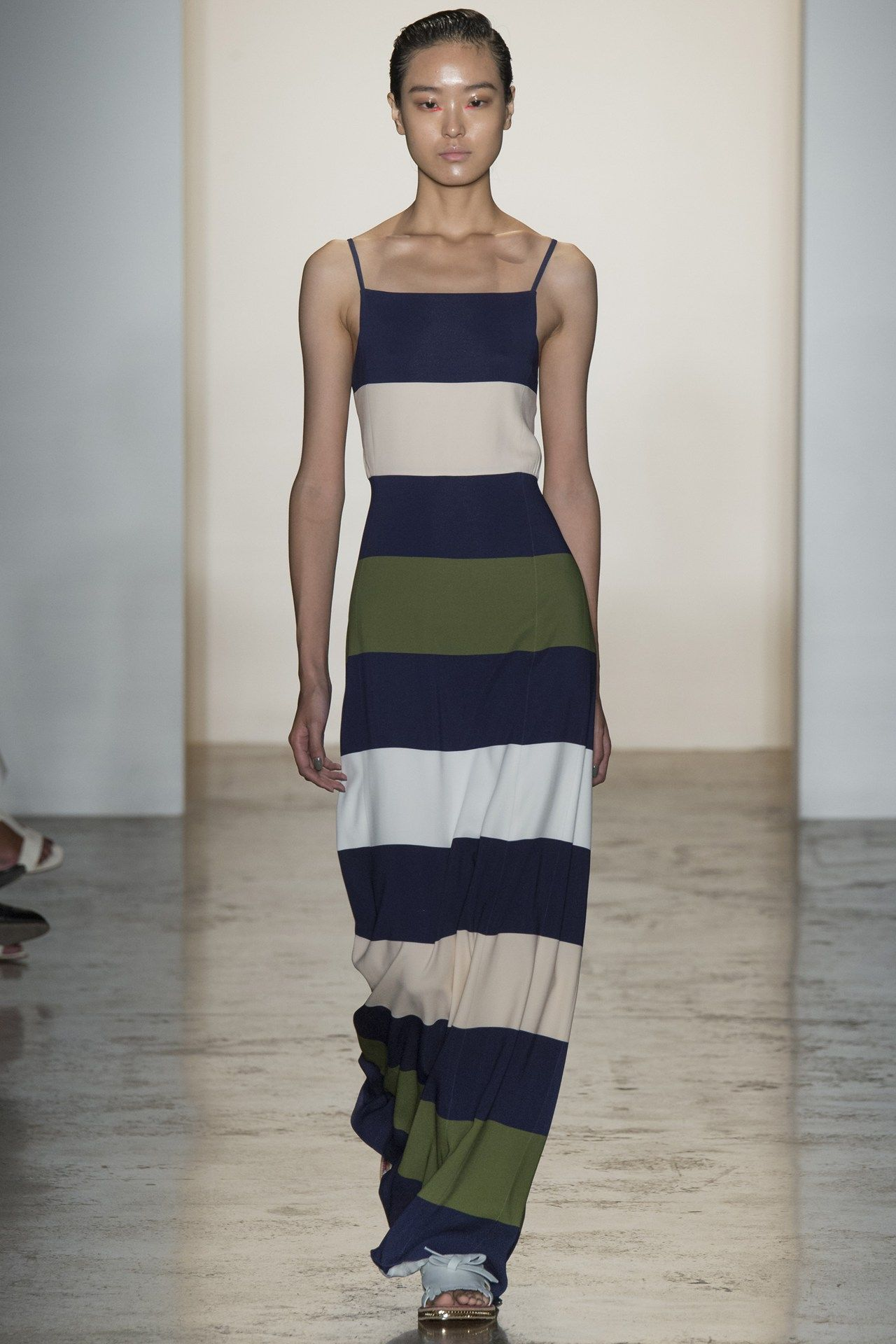 pictures New York most fashionable dresses, Spring-Summer 2015