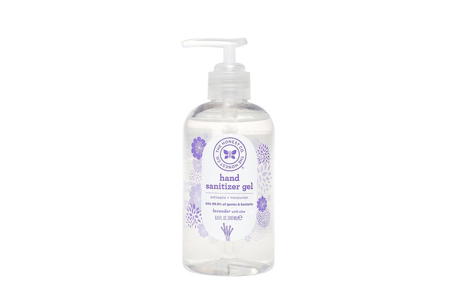 Hand Sanitizer Gel Hand Sanitizer Honest Baby Products Pure