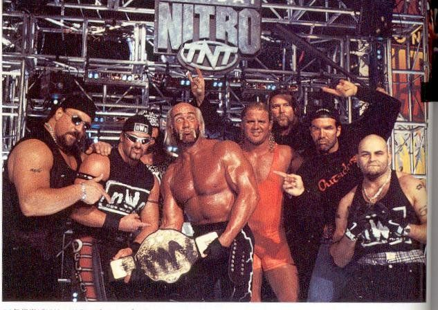 Wcw Nwo Hogan Mr Perfect Buff Bagwell Hall Nash Konan Norton Best