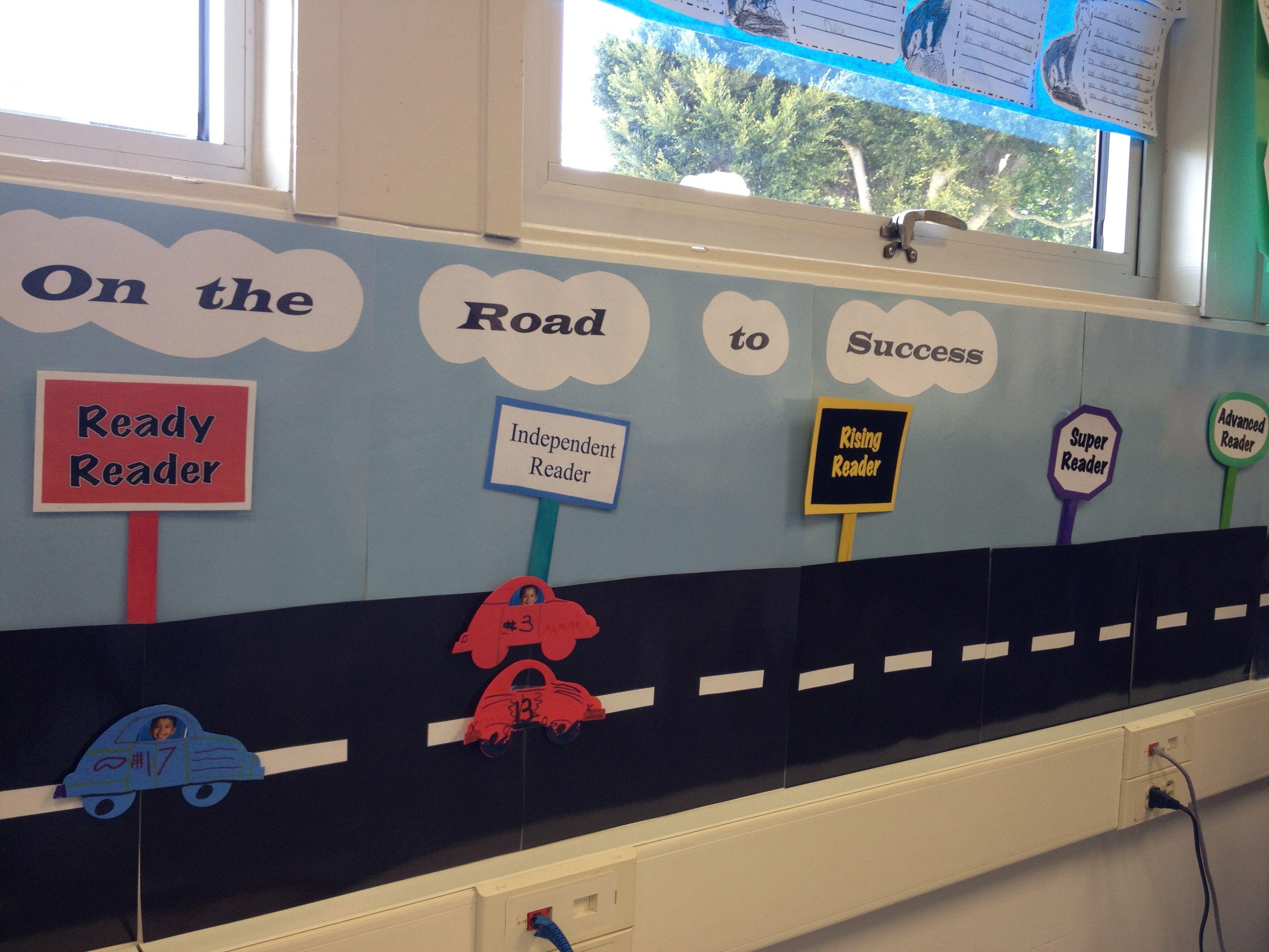 Accelerated Reading Bulletin Board Ideas
