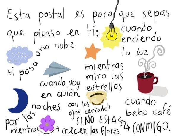 Pienso En Tí Mi Amor Imágenes 6 De Todo Un Poco Frases De