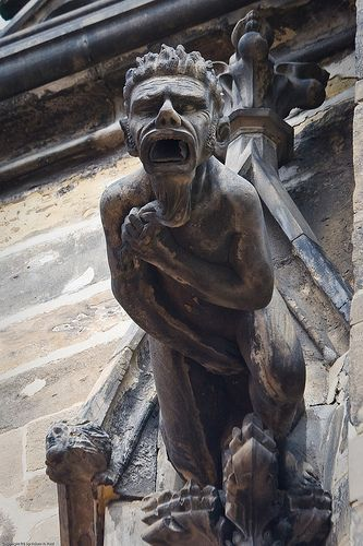 Prague, Part 21: Wordless Wednesday – St. Vitus Cathedral gargoyles | Adam…