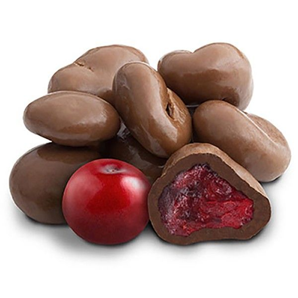Milk Chocolate Covered Dried Cranberries | Default Store View