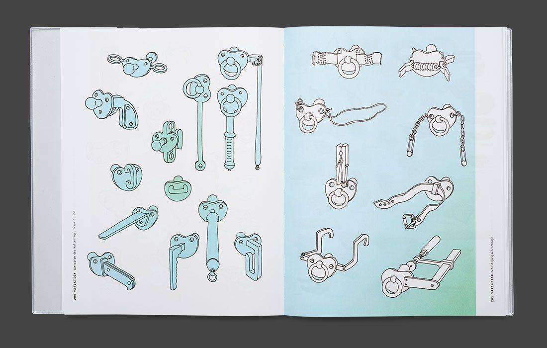 Experimental Design Design Diagram Visual