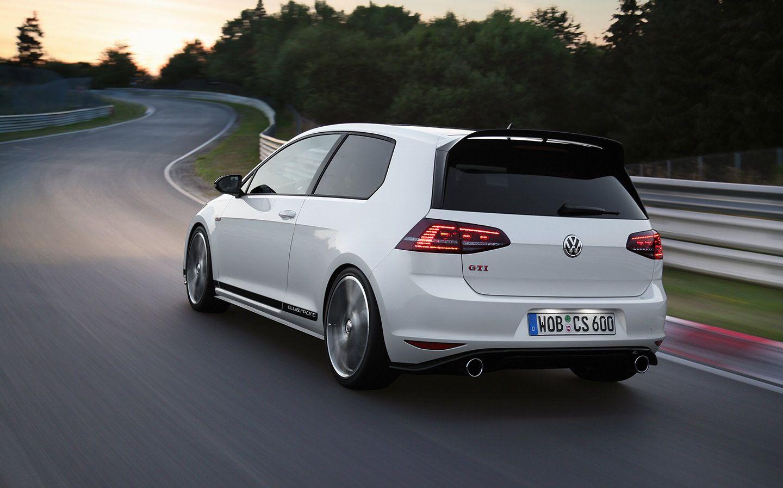 The Clarkson Review 2016 Volkswagen Golf GTI Clubsport
