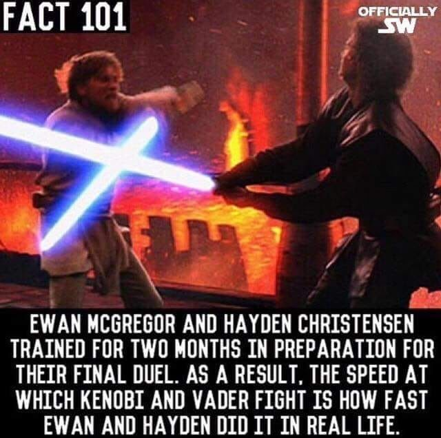 And It Is The Best Most Awesome Light Saber Duel In All Of Star Wars Live And Star Wars Mandalorian Ideas Star Wars Facts Star Wars Jokes Star Wars Memes
