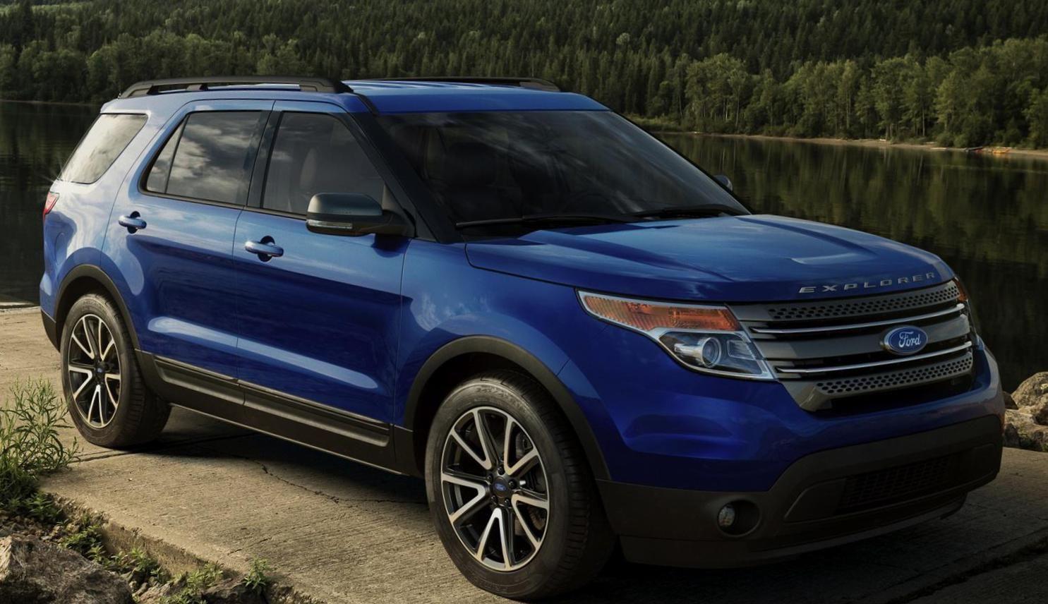 Ford Explorer usa Ford explorer