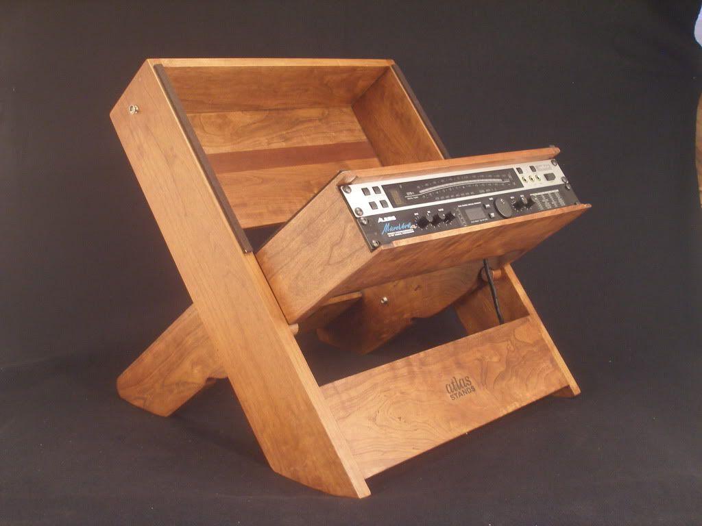 custom handmade amplifier stands by atlas stands guitar amps guitar amp stand guitar. Black Bedroom Furniture Sets. Home Design Ideas