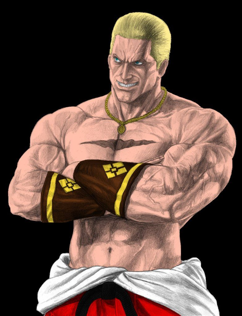 Geese Howard Fatal Fury Kof Tekken 7 By Dragox93 Deviantart Com On Deviantart Tekken 7 King Of Fighters Fighter