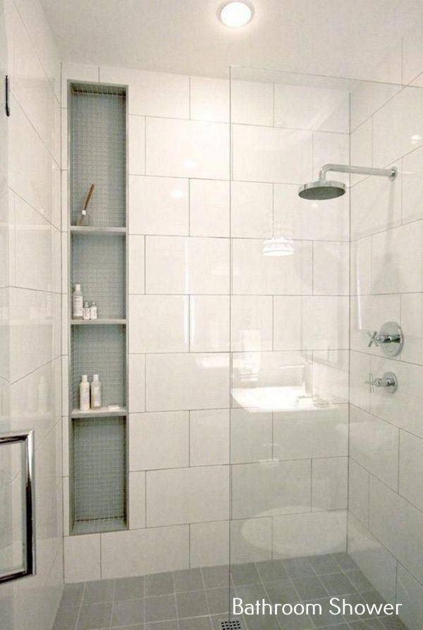 Badezimmer Dusche Weiss Home Design Bathroom In 2020