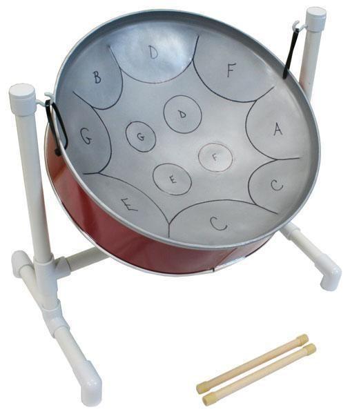Fancypans Steel Drum W Stand Steel Drum Drums Steel Barrel