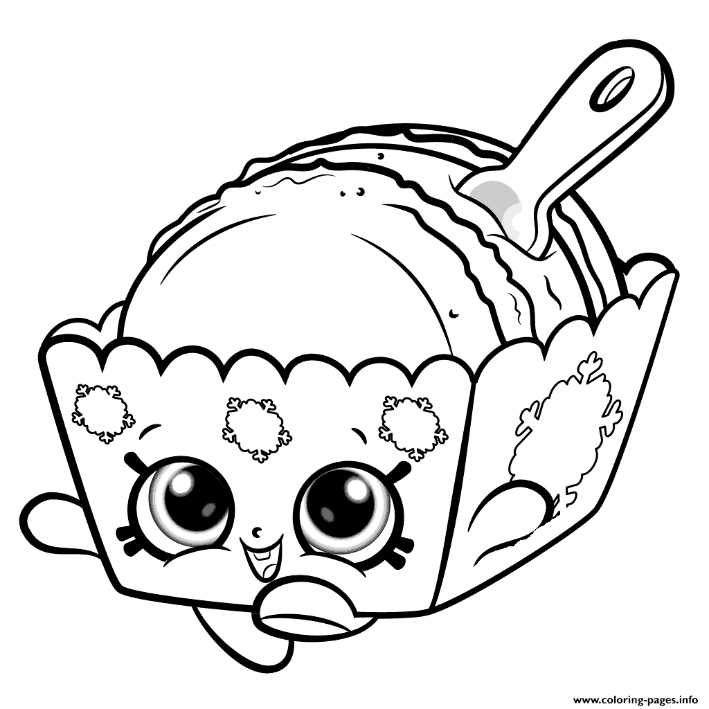 Print Melty Macaron Cute Shopkins Season 8 Coloring Pages Shopkins Colouring Pages Shopkins Coloring Pages Free Printable Coloring Pages