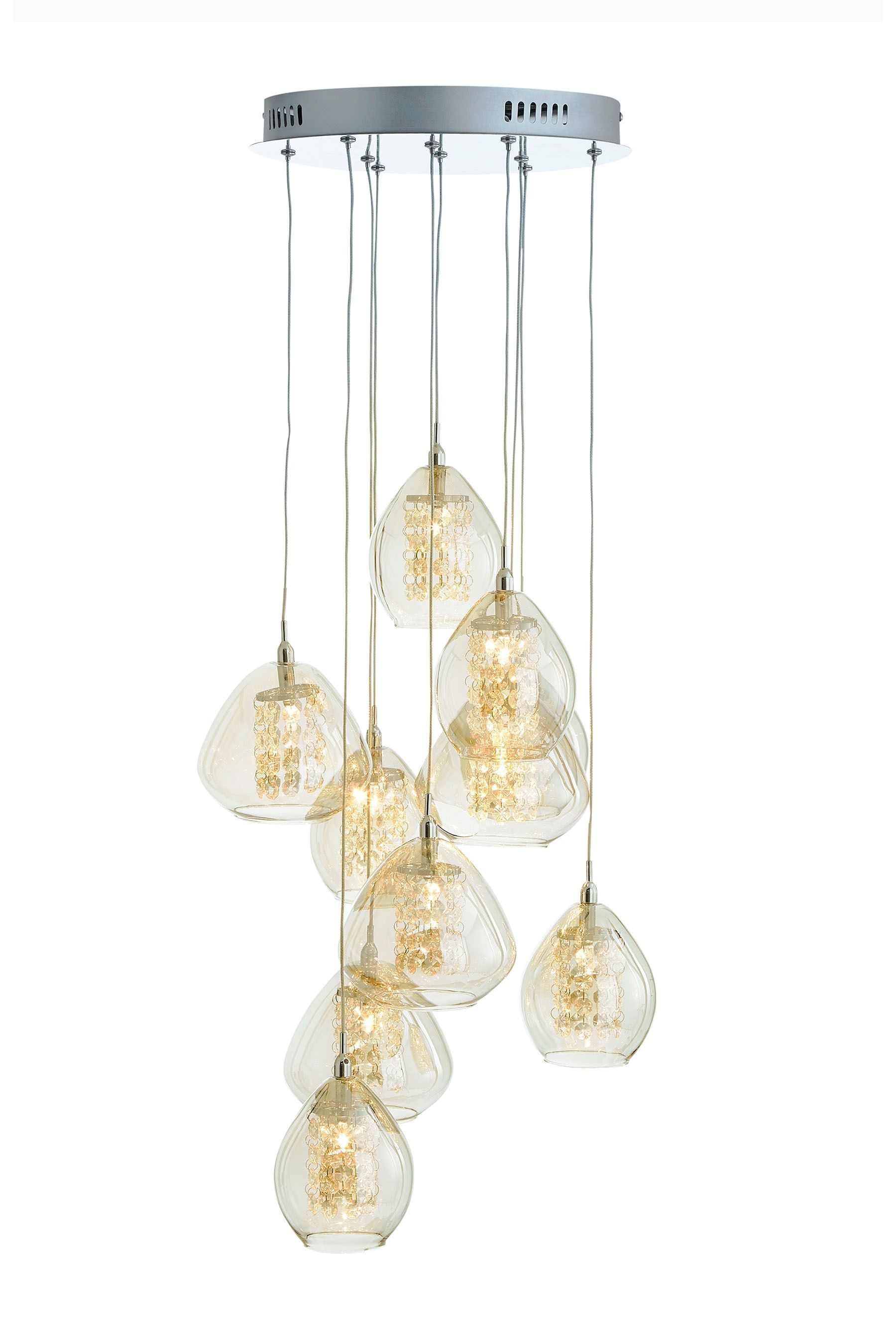 Buy Bella 10 Light Cluster Pendant from the Next UK online shop ...