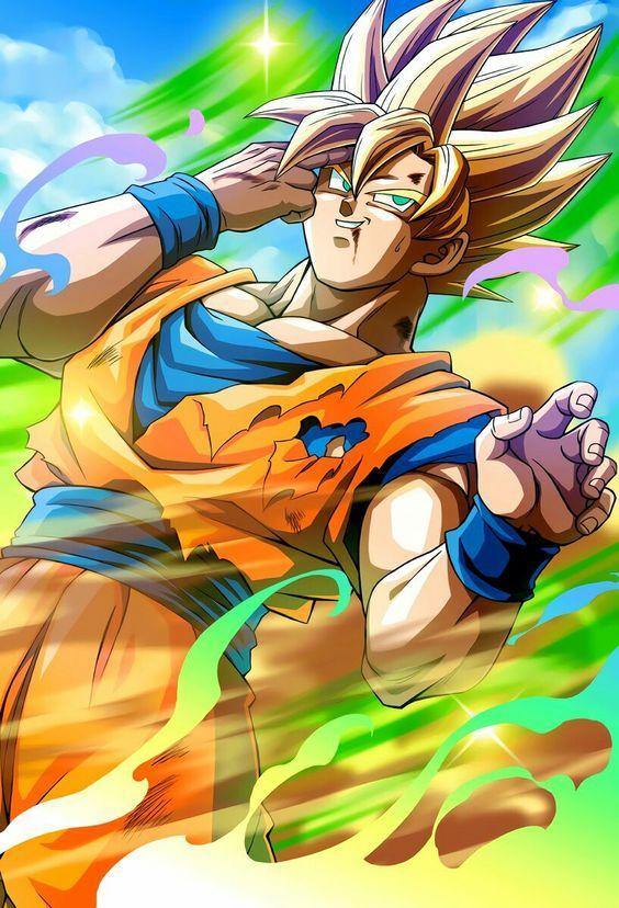 Goku Xo Dragon Ball Goku Dragon Ball Gt Dragon Ball Z