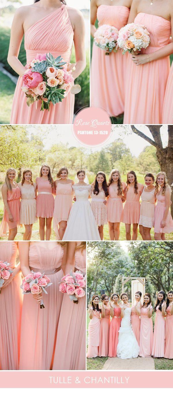 10 Cores para os vestidos das madrinhas de 2016 / 2017 | Casamento ...