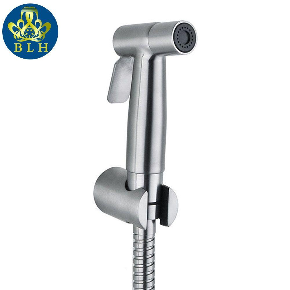 Bs565 Wc Bidet Shower Set 3pcs Set Toilet Shower Bidet Wc