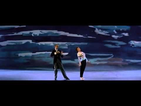 """Daddy Long Legs (1955) Fred Astaire & Leslie Caron """"Guardian Angel"""" (YouTube)"""