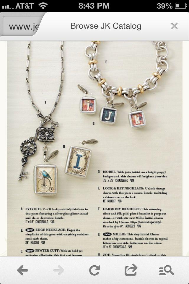 Fall/Winter Jewelry from Jewel Kade Contact Vanessa Penwell at  www.vanessa.penwell@greenfield.k12.oh.us