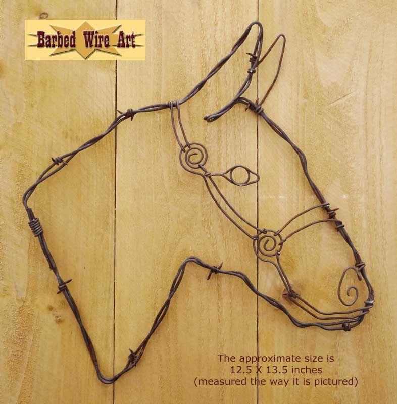 Pin von Barbed Wire Art auf Barbed Wire Art - Sculptures | Pinterest