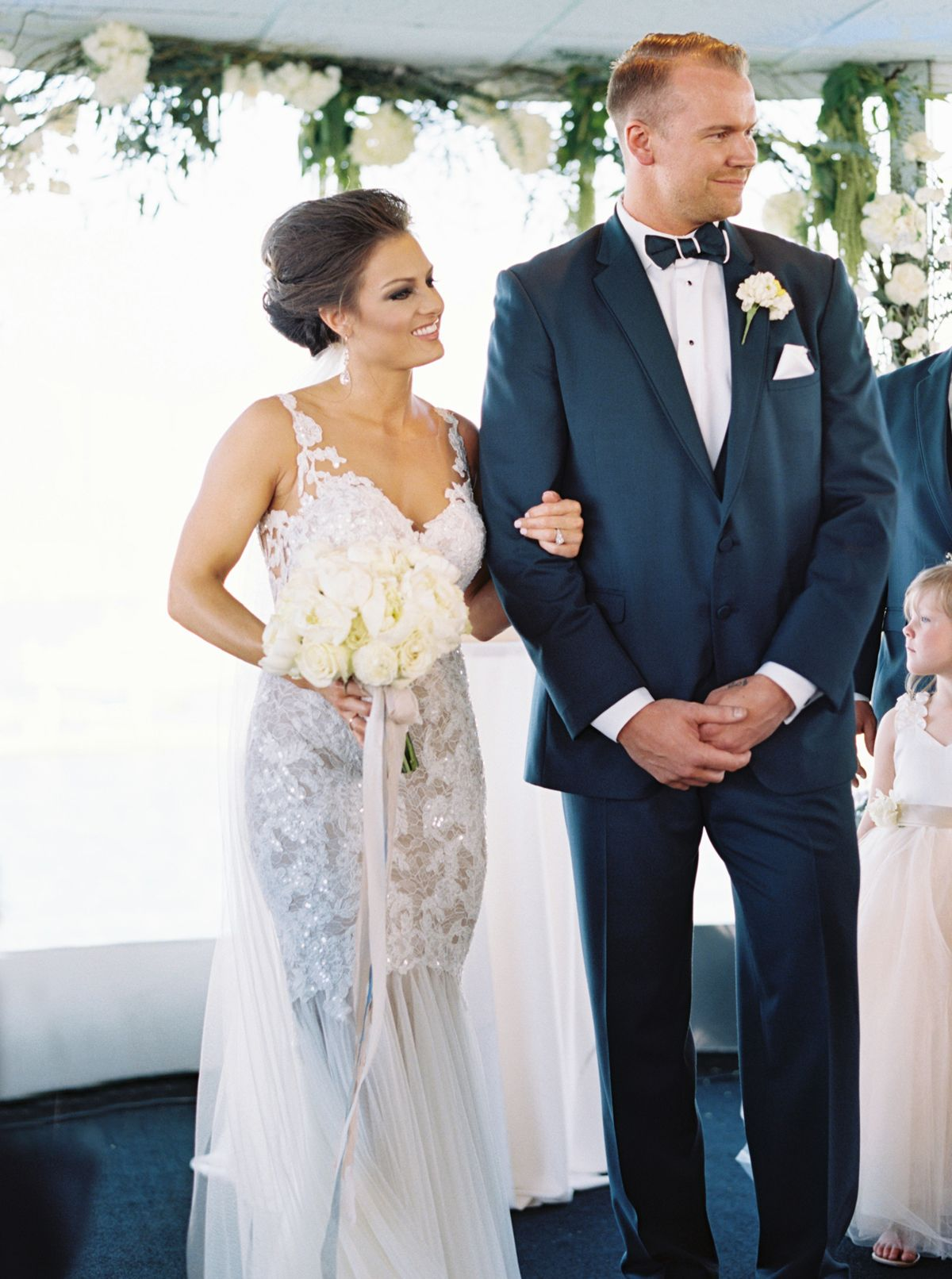 Elegant Glamorous Newport Yacht Wedding Pinterest California