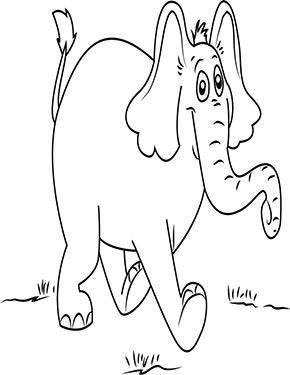 pin auf ausmalbilder elefanten