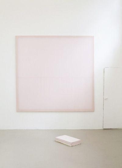 Ian Kiaer ART + ARCHITECTURE Pinterest Pastell, Wandgestaltung - wandgestaltung mit drei farben