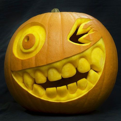 100 Halloween Pumpkin Carving Ideas DigsDigs BOOshit - halloween pumpkin decorations