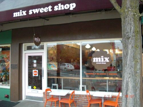 Mix Sweet Shop, Ashland, OR.