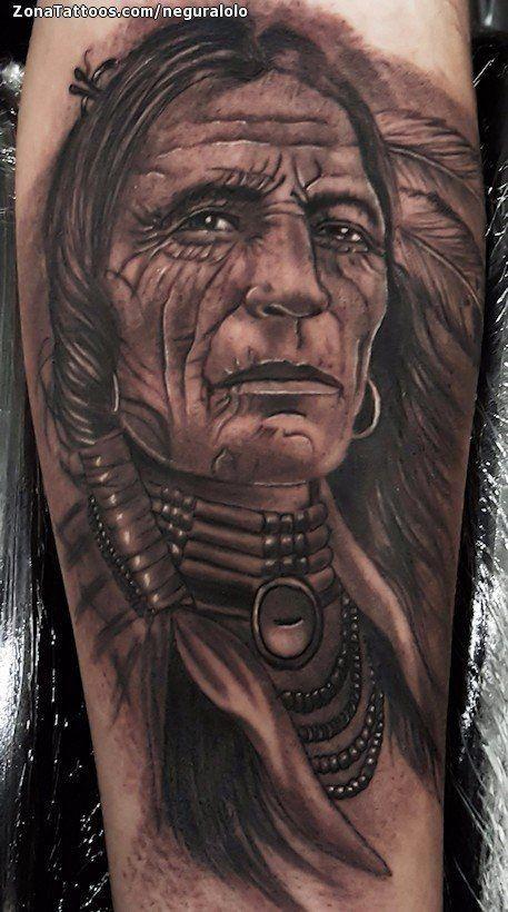 Indianerin Temporar Tattoo Armtattoo Ruckentattoo 7