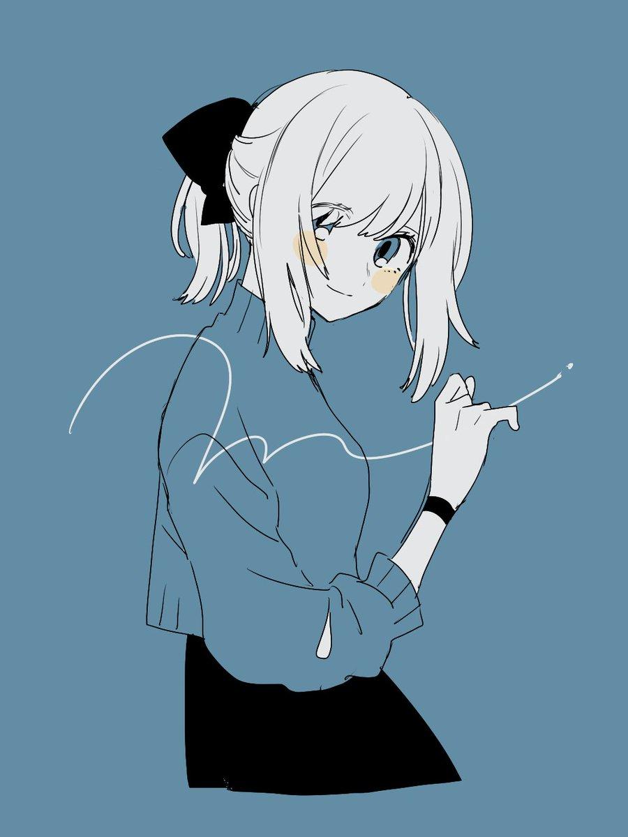 maco on 芸術的アニメ少女, アニメキャラクター, アートのアイデア