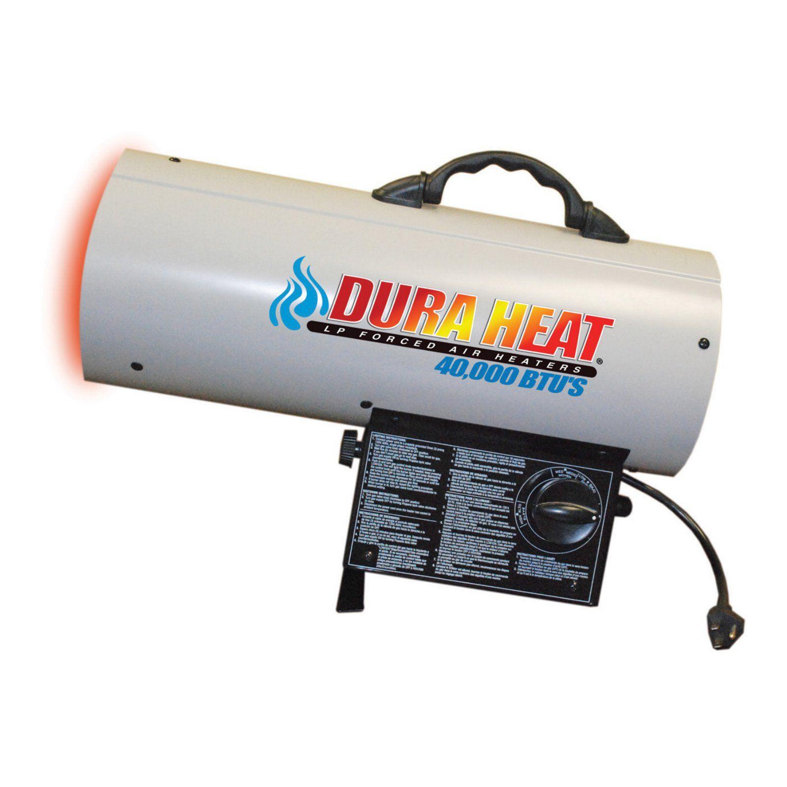 Dura Heat GFA40 Propane Forced Air Utility Heater