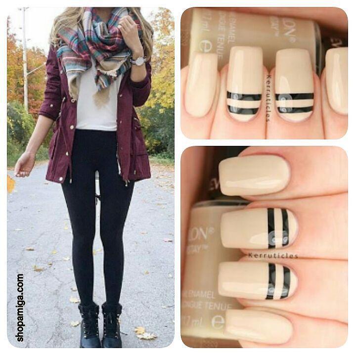 http://www.shopamiga.com Fashion Nails  #shopamiga #uñaspostizas #uñasdecoradas #uñasdegel #uñas #uñaspolish #uñasdecolores #uñasdemoda #nails #polishnails #polishnailsalon #polishnail #polish #sweetnails #cutenails  #longnails #shortnails #nailaddict #nailart #manicure #naildesings #nailswhite #uñasbonitas #uñasdivertidas  #fashion #hair #dress #style #look  Visita shopamiga.com