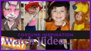 Halloween Costume Ideas Video :) #pinterestinspo