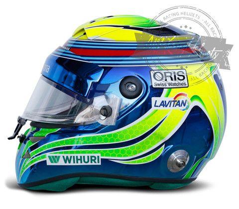 Felipe Massa 2015 F1 Replica Helmet Scale 1:1  shop online: www.allracinghelmets.com   #racinghelmet#racinghelmets#racinghelmetdesign#helmetdesign#designhelmet      #formula1#formula1grandprix     #formula1racing  #felipemassa #formula1driver
