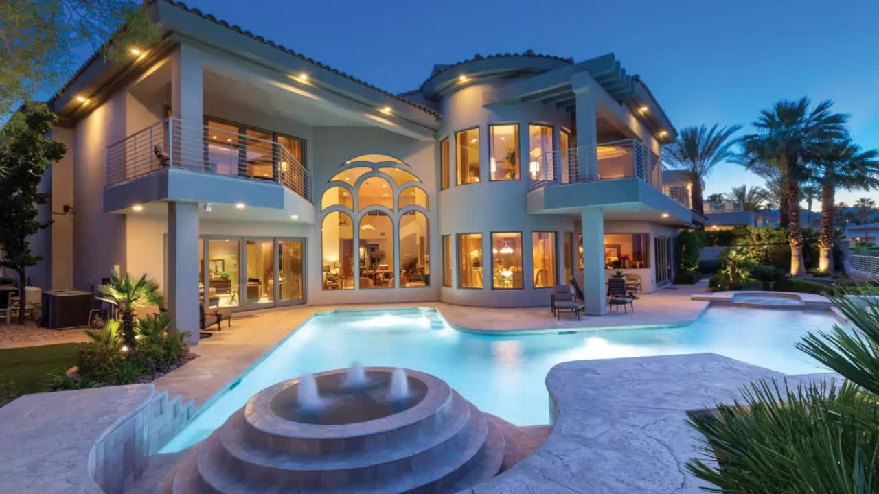 Welcome To 5130 Spanish Hills Drive - Luxury Real
