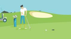 Golf - Bwall & Motioncrafter style #explainervideo