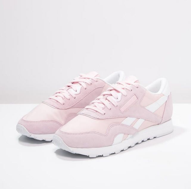 Reebok Classic CLASSIC Baskets basses porcelain pinkwhite
