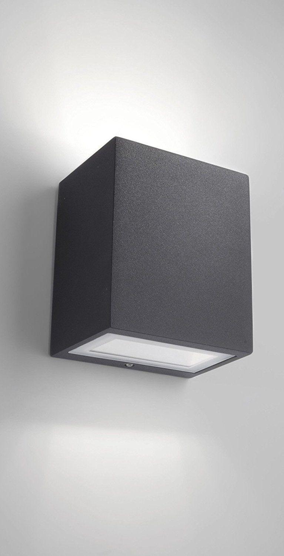 Philips Luminaire Exterieur Applique Murale Ledino Noire Led Integree Amazon Fr Lu Luminaire Exterieur Applique Murale Exterieur L Eclairage Exterieur De Mur