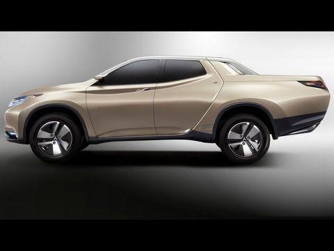 Oh my God!!! Perfect!!! 2013 Mitsubishi GR-HEV Hybrid Concept 4WD 2.5 Turbodiesel
