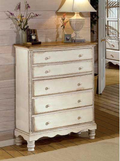 Fotos E Ideas Para Decorar Un Mueble Blanco Decoracion - Decoracion-muebles-blanco