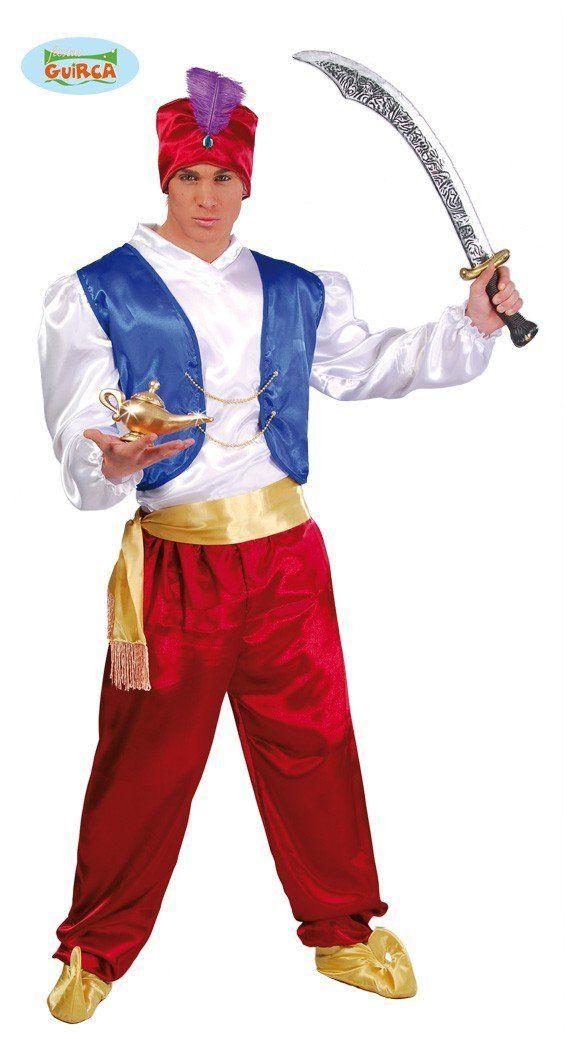 Disfraz de Aladino  Amazon.es  Juguetes y juegos  1e888d99fd1