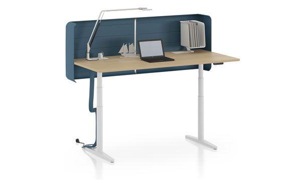 Tyde The Productive Office Vitra Com Adjustable Height Desk Adjustable Desk Desk
