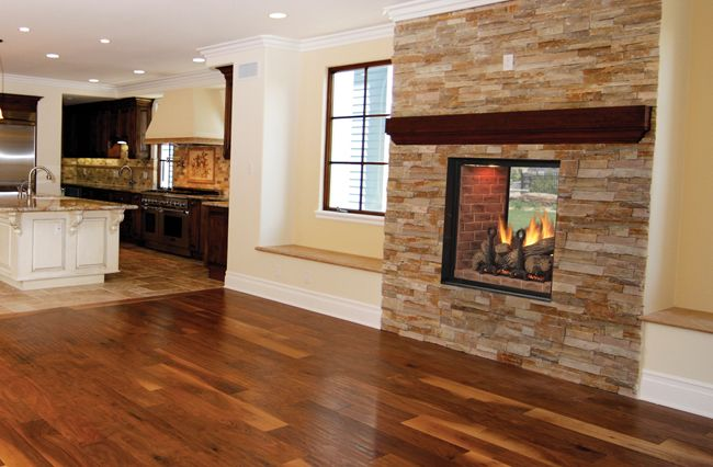 Stone Fireplace Installation In Kansas City From Henges Fireplace