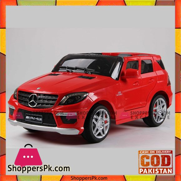 Buy Mercedes-Benz GLA Class Kids Ride On Electric Car