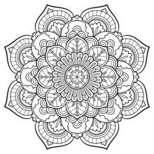 Hearts Coloring Book Adult Coloring Pages Mandala Art Deco